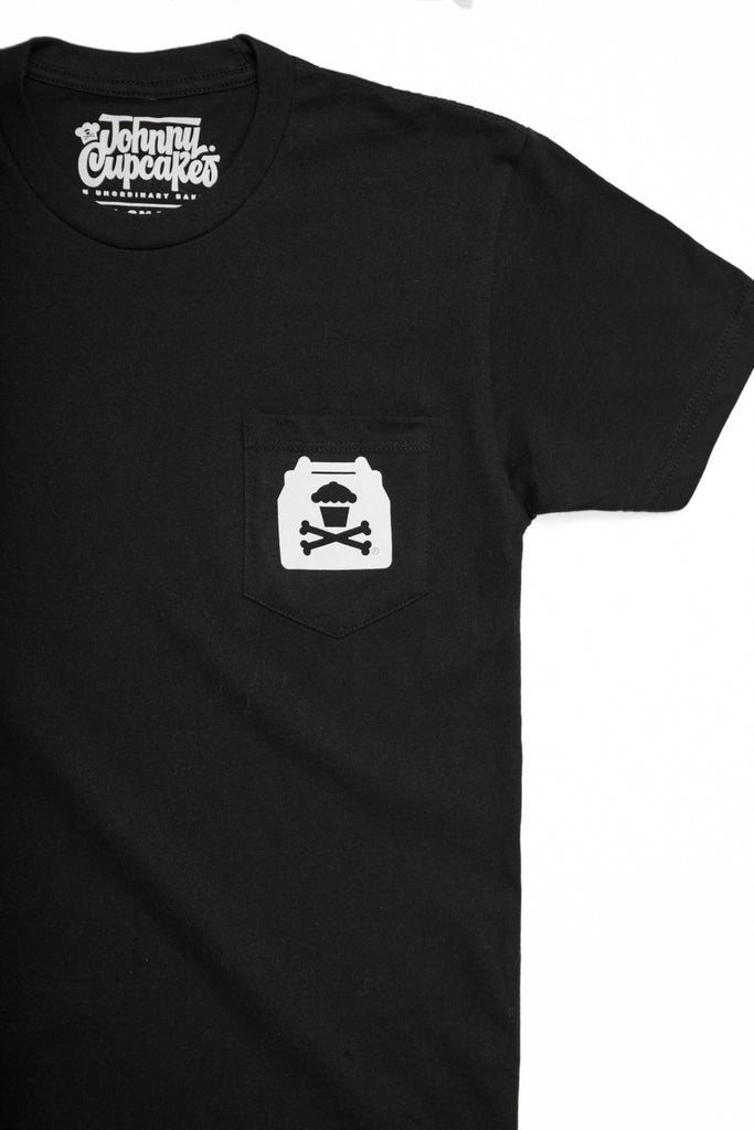 Pastry Box Pocket Tee