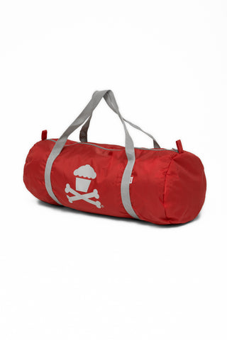 Classic Duffle Bag (Red)