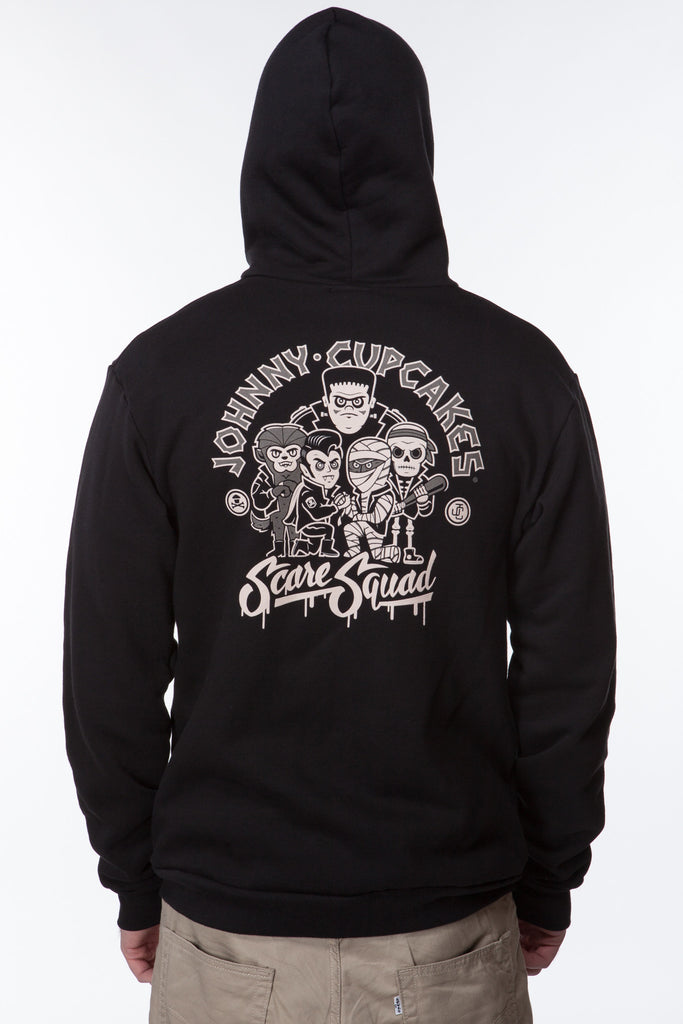 Scare Squad Zip-Up