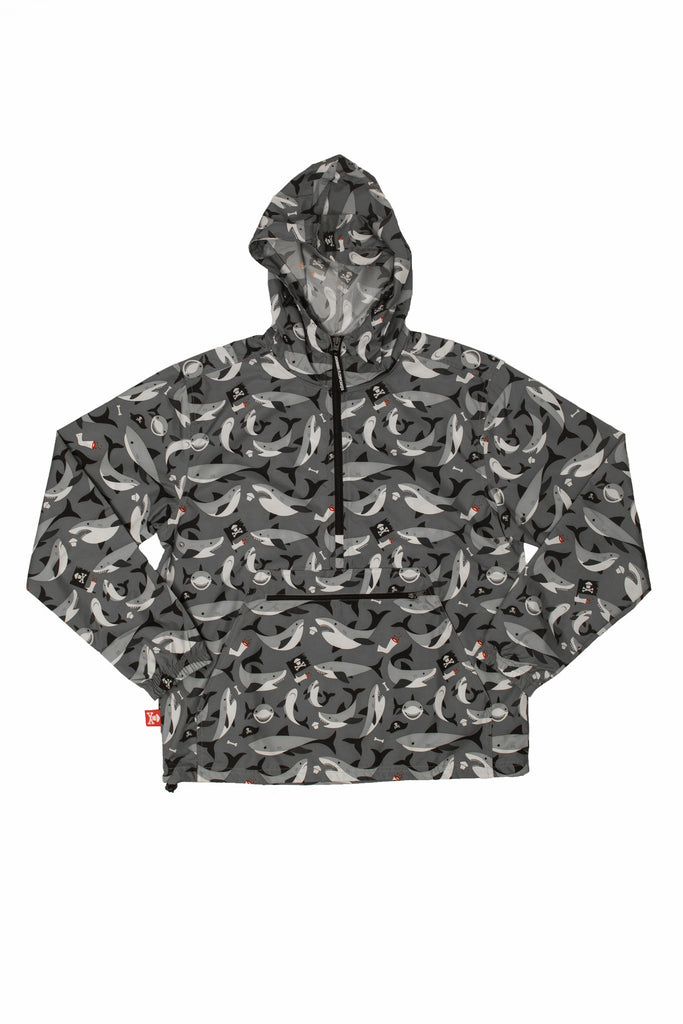 Shark Windbreaker Jacket