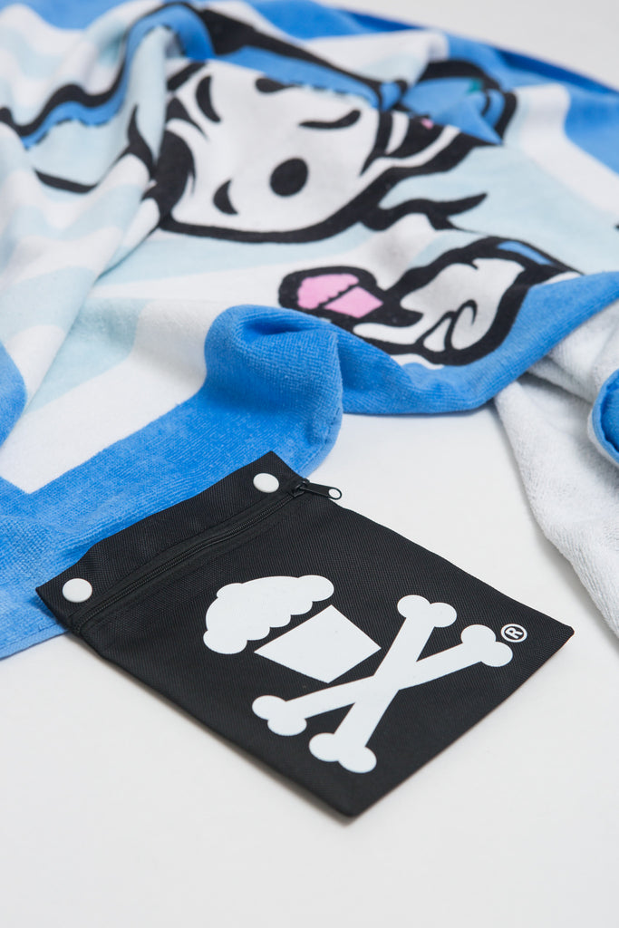 Shark Big Kid Towel