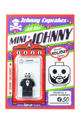 Johnny Skellbones Toy
