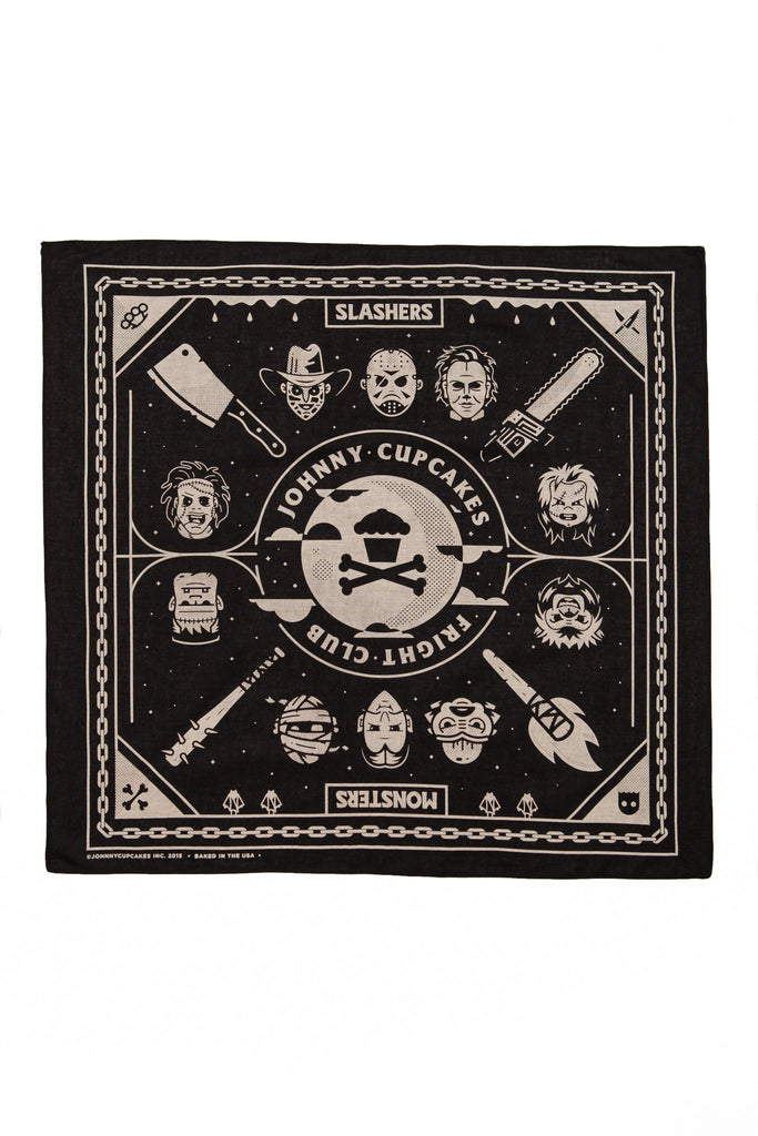 Fright Club Bandana