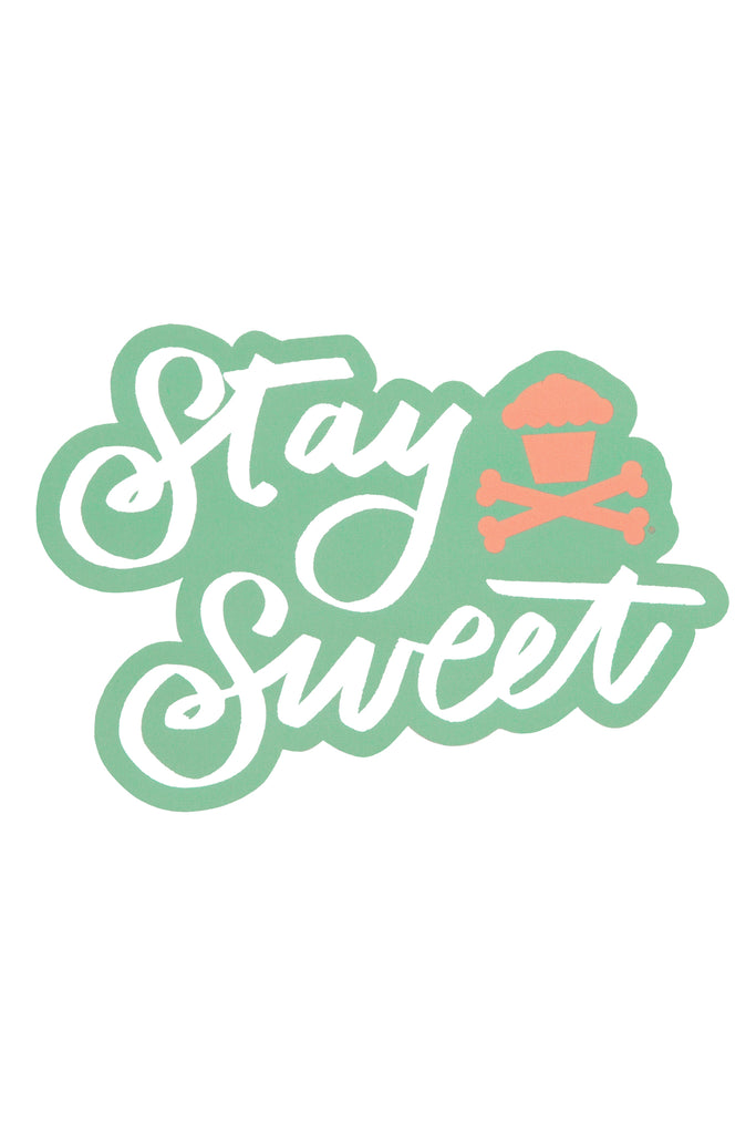 Stay Sweet Sticker