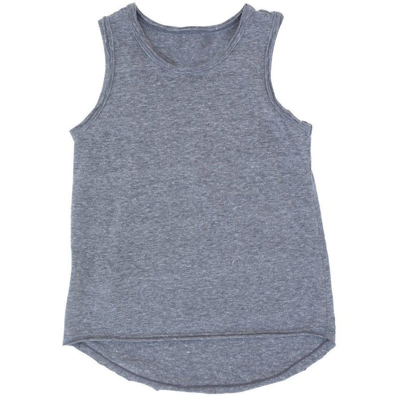 ASHER TANK HEATHER GREY - Be Mi Los Angeles
