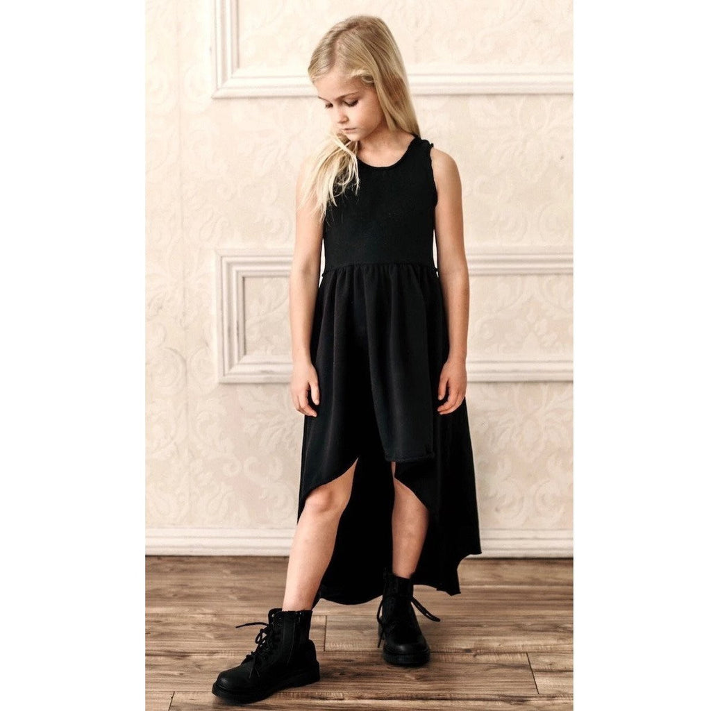 GISELLE DRESS BLACK - Be Mi Los Angeles