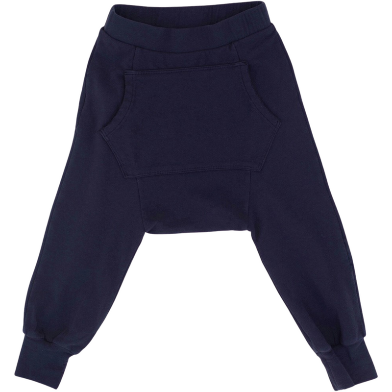 ORGANIC BABY KANGAROO JOGGERS MULTIPLE COLORS - Be Mi Los Angeles