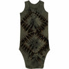 LEXI TANK DRESS ZEBRA DARK ADULT - Be Mi Los Angeles