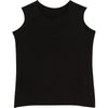 RAW EDGE BURNOUT TANK BLACK - Be Mi Los Angeles