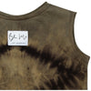 RAW EDGE TANK TOP ZEBRA DARK - Be Mi Los Angeles