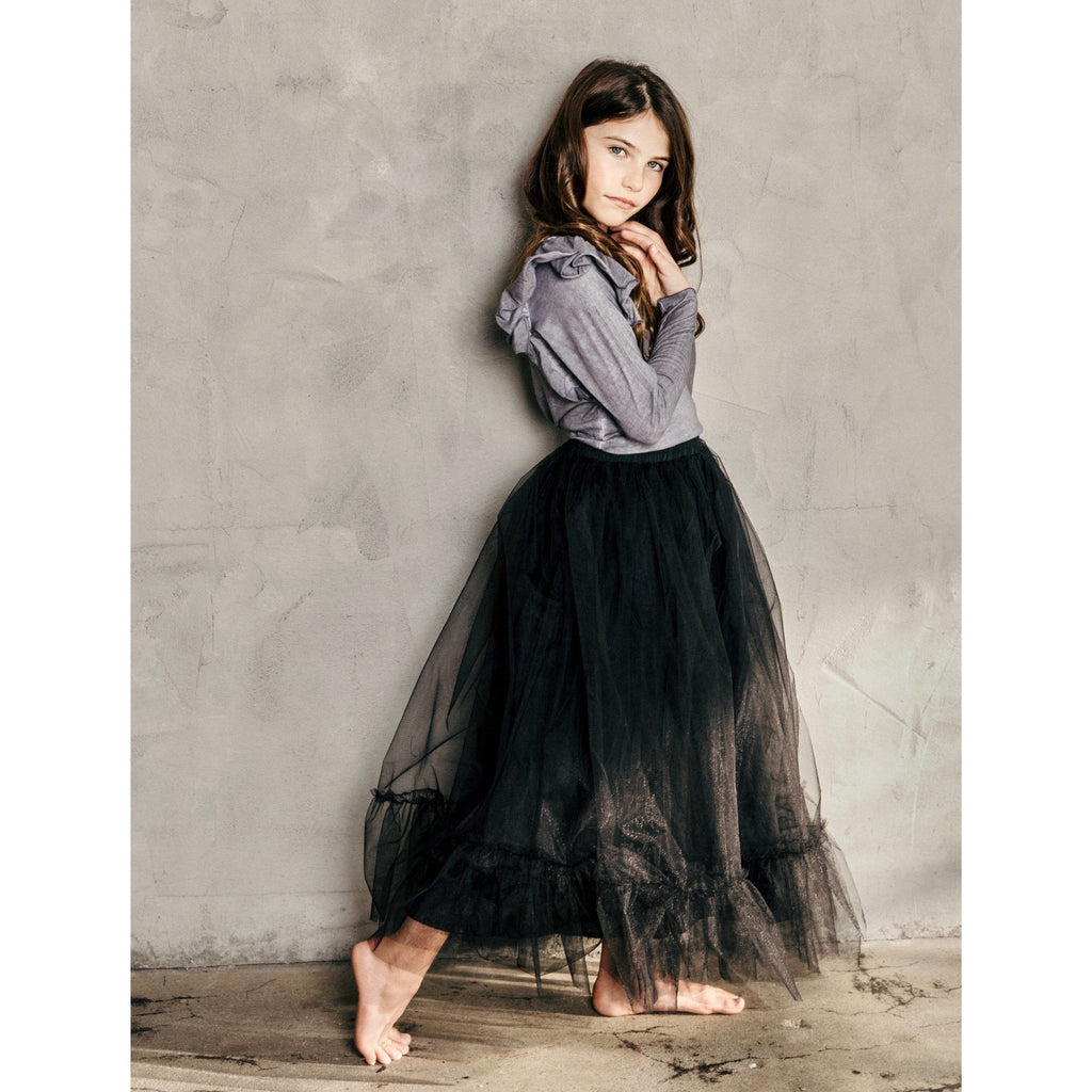 BALLERINA SKIRT BLACK - Be Mi Los Angeles