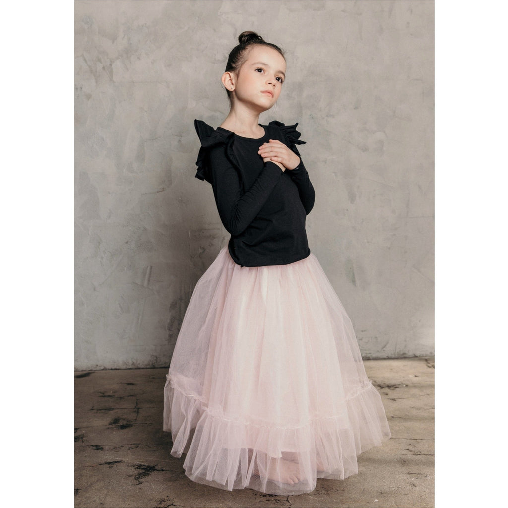 BALLERINA SKIRT PINK - Be Mi Los Angeles