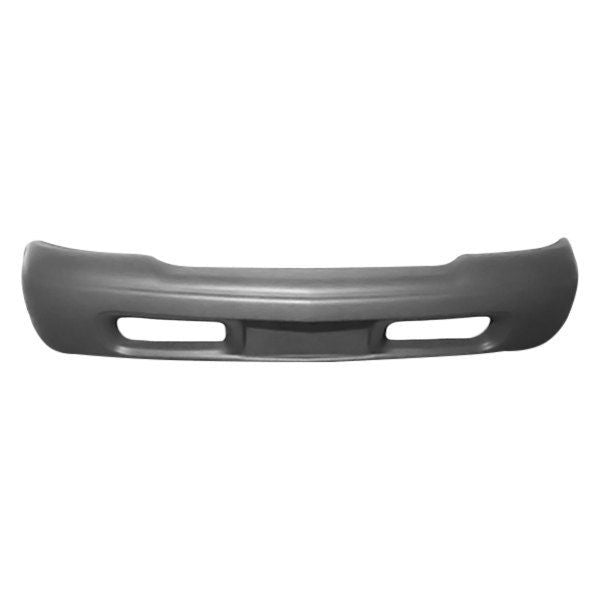 1998-2001 CHEVY S-10 P/U Front Bumper Cover Jimmy  SLE/SLT  4WD Painted to Match