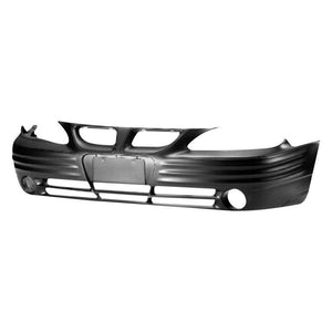 1999-2002 PONTIAC GRAND AM Front Bumper Cover SE Painted to Match