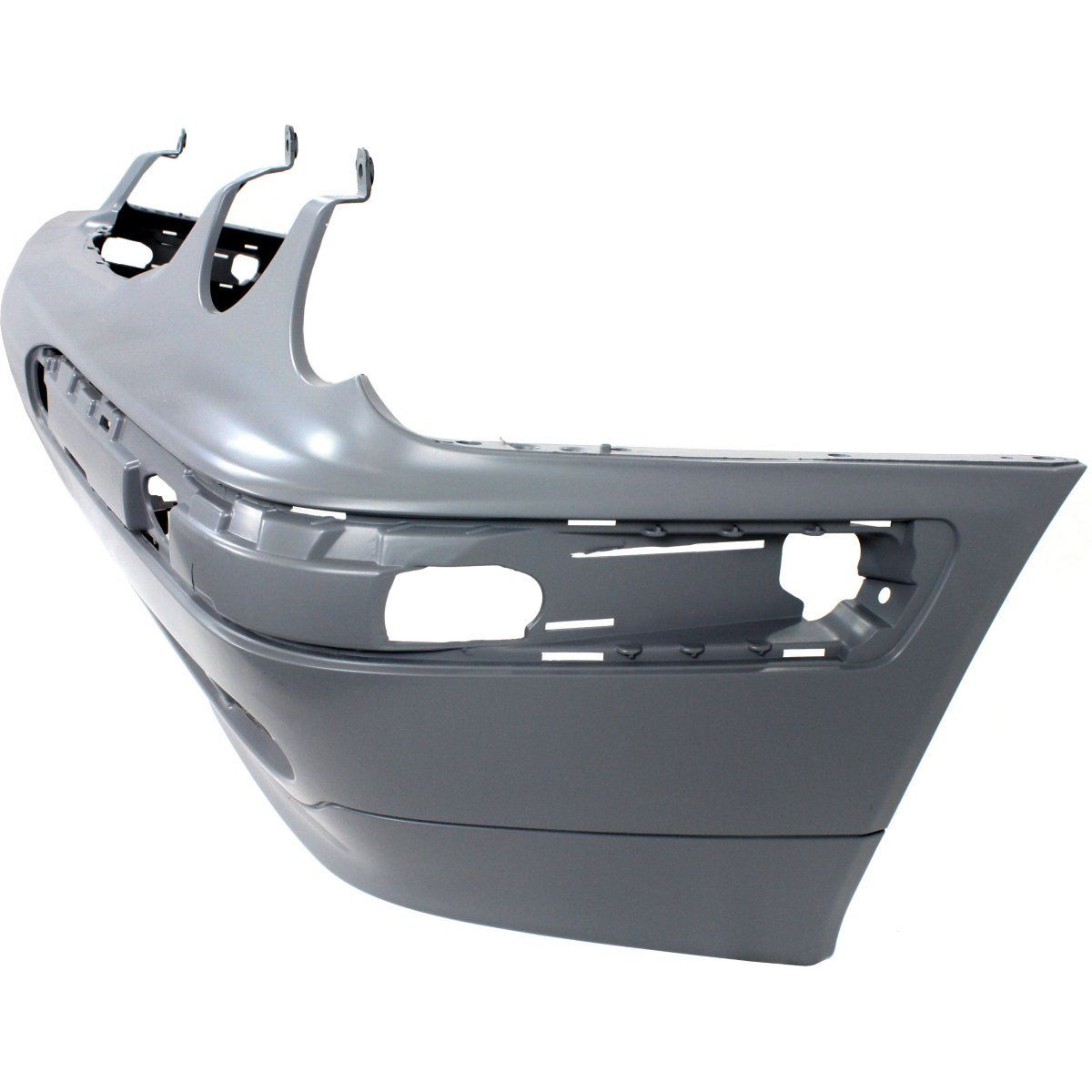 2000-2003 MERCEDES-BENZ E320 Front Bumper Cover w/o Sport package Painted to Match
