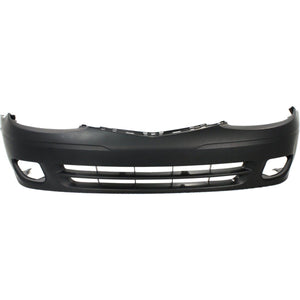 1999-2001 TOYOTA SOLARA Front Bumper Cover Painted to Match
