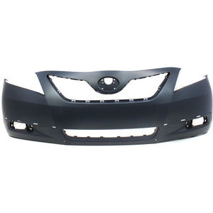 2007-2009 TOYOTA CAMRY Front Bumper Cover SE model  USA built Painted to Match