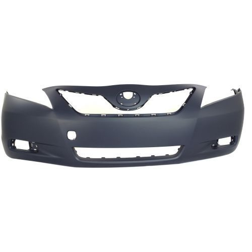 2007-2009 TOYOTA CAMRY Front Bumper Cover Japan Built Painted to Match