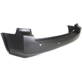 2004-2009 NISSAN QUEST Rear Bumper Cover w/Rear Sonar Warning System Painted to Match