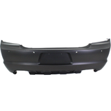2011-2014 DODGE CHARGER Rear Bumper Cover w/Parking Sensor Painted to Match
