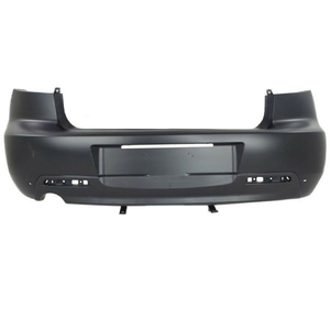 2004-2006 Mazda 3 Sport Sedan Rear Bumper Painted to Match