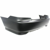 2004-2005 Honda Civic Coupe Rear Bumper Painted to Match