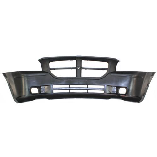 2005-2007 DODGE MAGNUM Front Bumper Cover w/o SRT-8 Painted to Match
