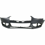 Load image into Gallery viewer, 2013-2015 Audi A4 Front Bumper Base Front Bumper Painted to Match