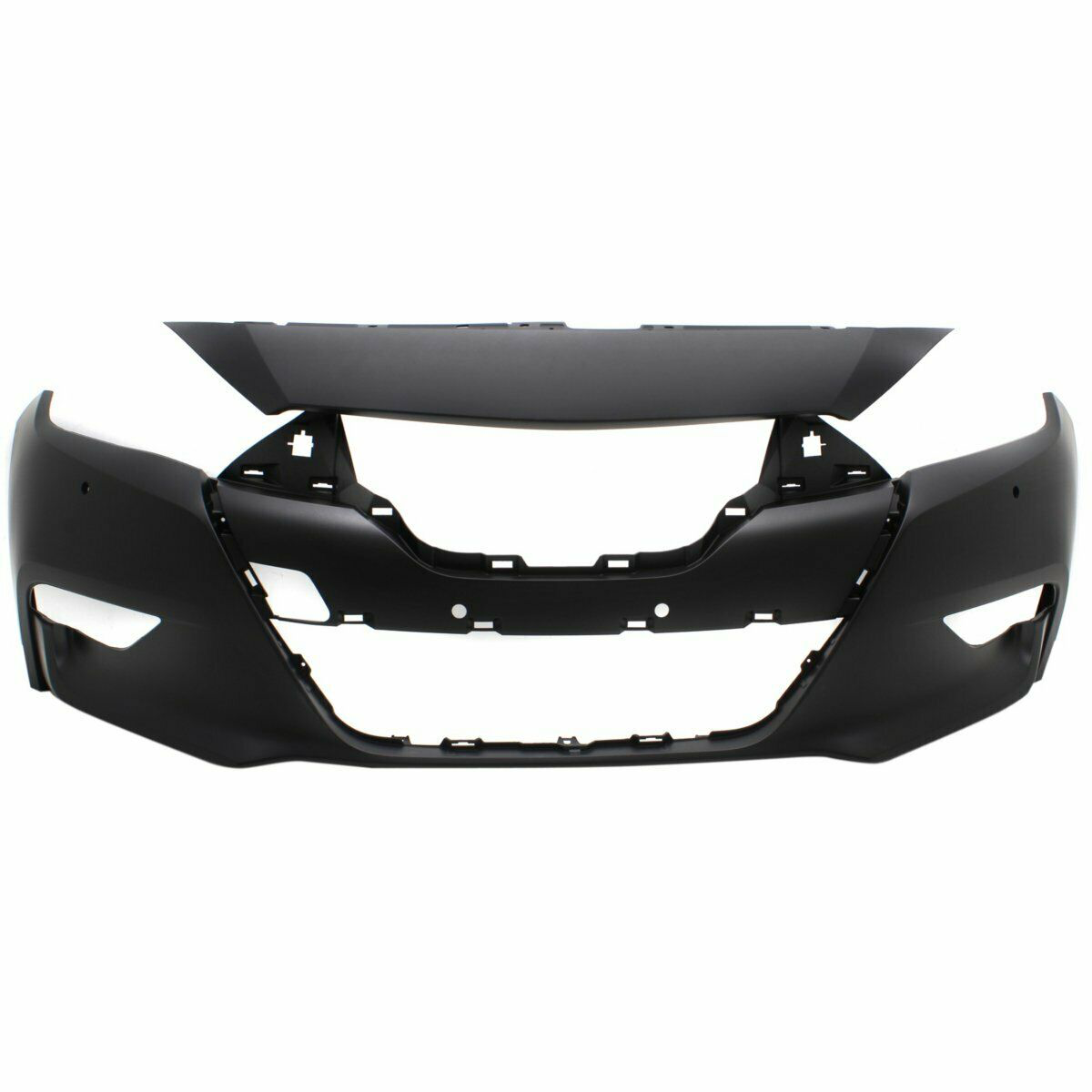 2016-2018 Nissan Maxima Front Bumper Painted to Match
