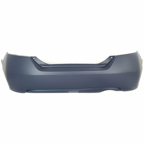 2006-2011 Honda Civic Coupe Rear bumper Painted to Match