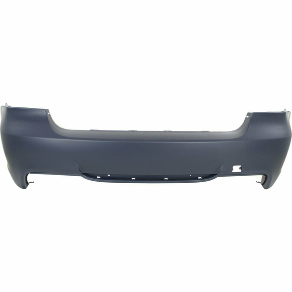 2006-2011 BMW 3 Series Sedan Rear Bumper Painted to Match