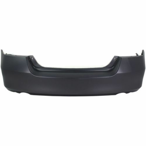 2006-2007 Honda Accord Sedan 6cyl Rear Bumper Painted to Match
