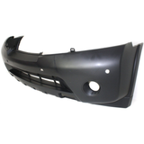 2008-2015 NISSAN TITAN Front Bumper Cover w/distance sensors Painted to Match