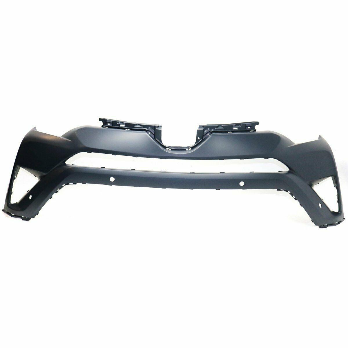 2016-2017 Toyota RAV4 Front Upper Bumper W/Snsr Holes Painted to Match