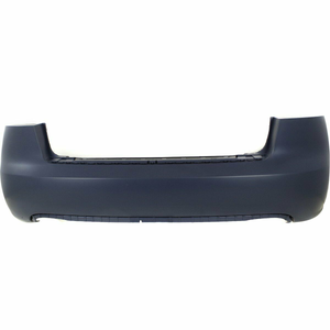 2005-2008 AUDI A4, Rear bumper W/O Sensor AU1100164 Painted to Match