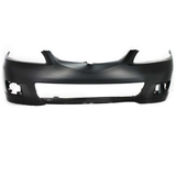 2006-2008 MAZDA 6 Front Bumper Cover w/o mazdaspeed Painted to Match