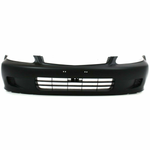 Load image into Gallery viewer, 1999-2000 Honda Civic Coupe Front Bumper Painted to Match