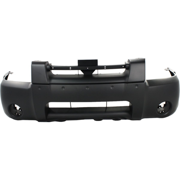 2001-2004 NISSAN FRONTIER Front Bumper Cover SE/SC Painted to Match