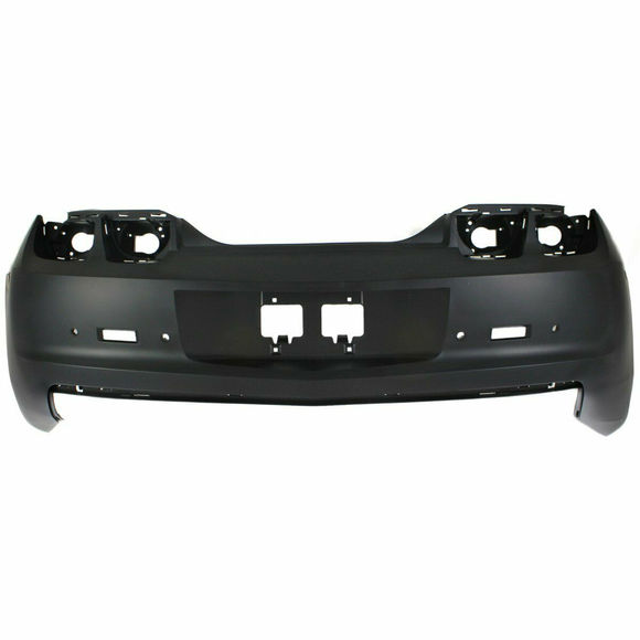 2010-2013 CHEVY CAMARO Rear bumper w/Snsr Hole Painted to Match