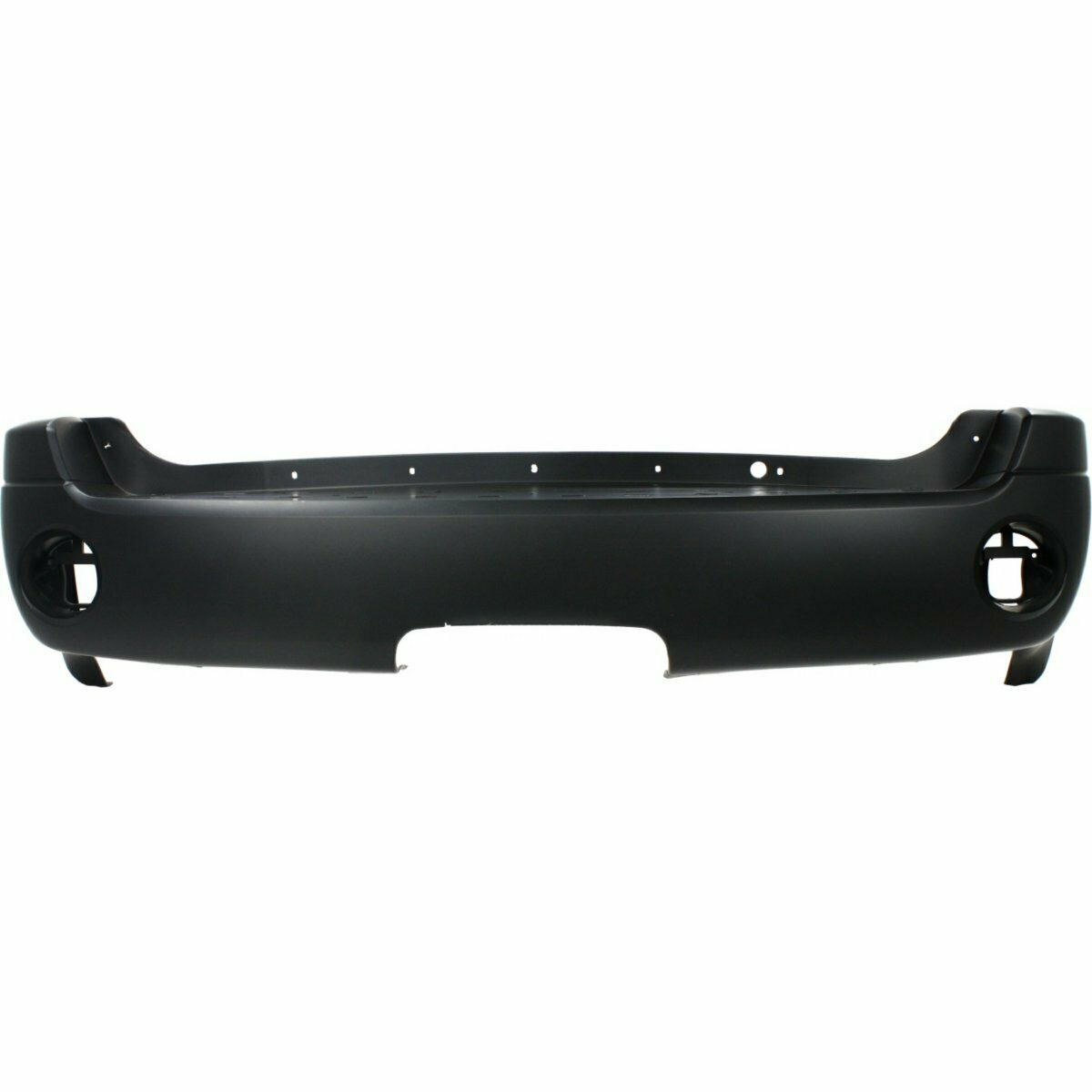 2002-2009 GMC Envoy Rear Bumper Painted to Match