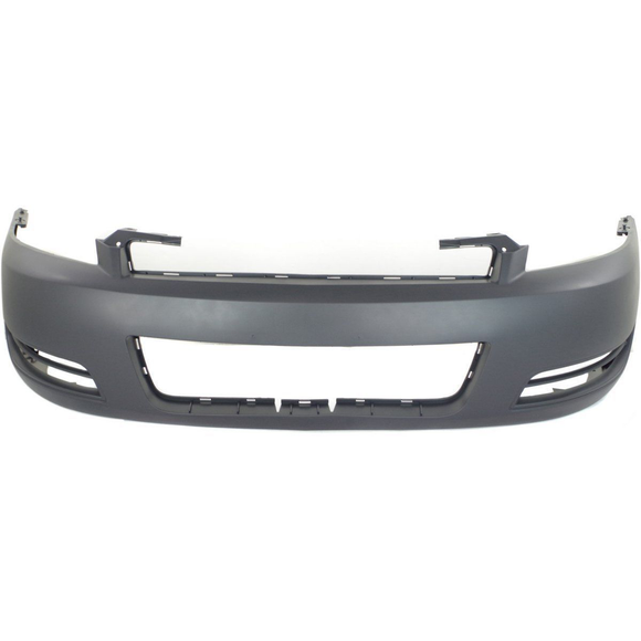 2006-2016 CHEVY IMPALA Front Bumper Cover LS  w/o Fog Lamps Painted to Match