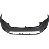 2011-2013 TOYOTA HIGHLANDER Front Bumper Cover Painted to Match