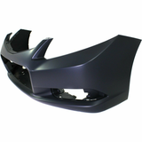 2012-2013 Honda Civic Coupe Front Bumper Painted to Match