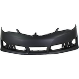 2012-2014 TOYOTA CAMRY Front Bumper Cover SE|SE SPORT Painted to Match