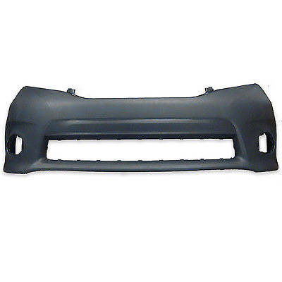 2011-2014 TOYOTA SIENNA FRONT Bumper Cover Painted to Match