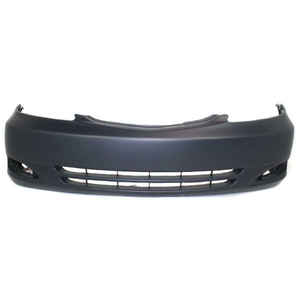 2002-2004 TOYOTA CAMRY Front Bumper Cover USA built  SE  w/Fog Lamps Painted to Match