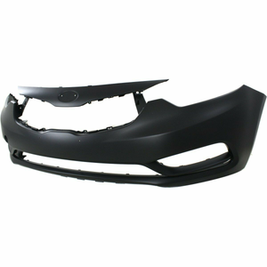 2014-2016 Kia Forte Sedan Front Bumper Painted to Match