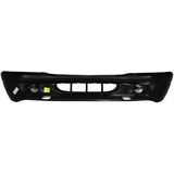 2001-2004 DODGE DAKOTA Front Bumper Cover w/Fog Lamps Painted to Match