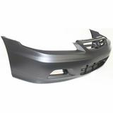 2001-2002 Honda Accord Coupe Front Bumper Painted to Match
