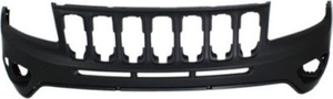 2011-2016 JEEP COMPASS Front Bumper Cover Upper Painted to Match